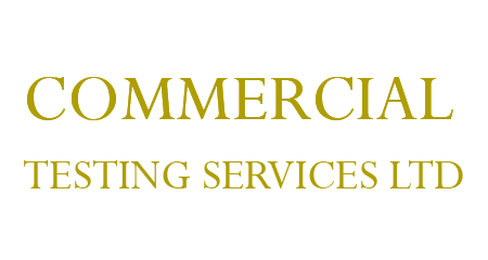 Commercial Testing Services Logo